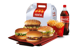 عناوين فروع ماكدونالدز