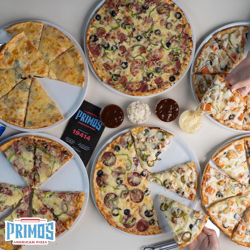 عناوين فروع بريمو بيتزا
